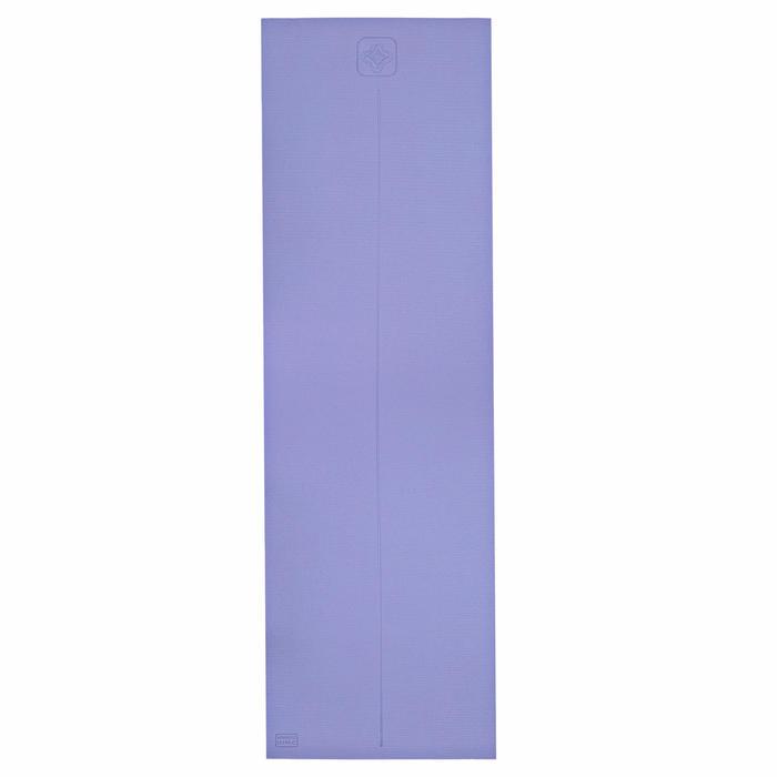 Comfort Gentle Yoga Mat 8 mm - Lavender