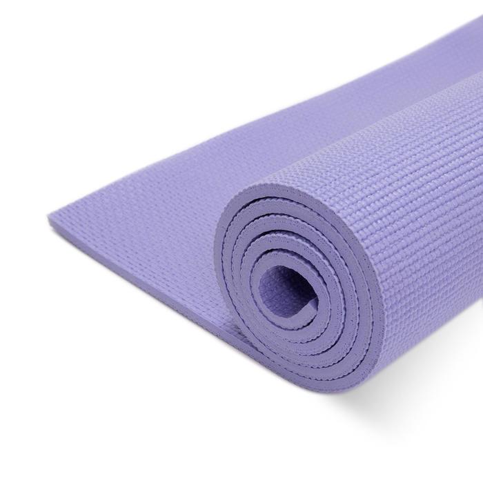 8 mm舒緩瑜珈墊Comfort - 紫色