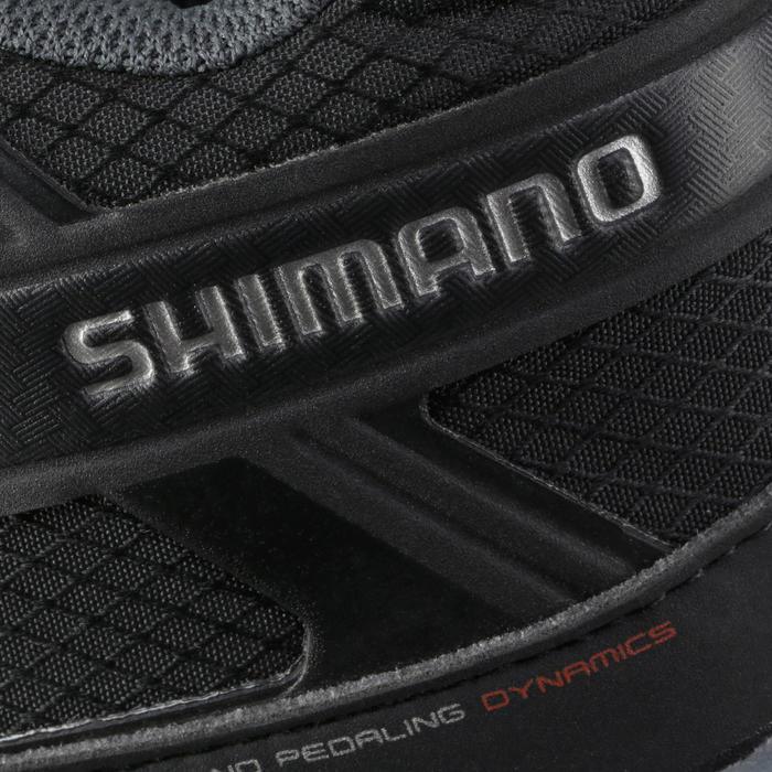 Fahrradschuhe MTB Shimano MT34 schwarz