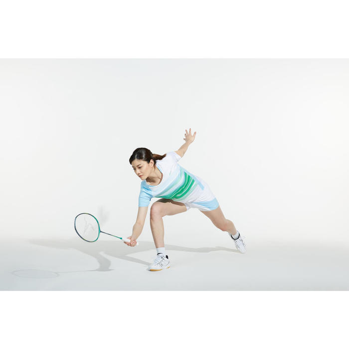 成人款羽毛球拍BR 930 S - 純綠色