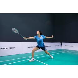 Short de badminton Femme 560 - Bleu Marine