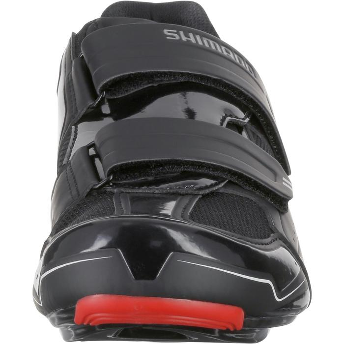 Chaussures vélo route SHIMANO RO65 noir - 185715
