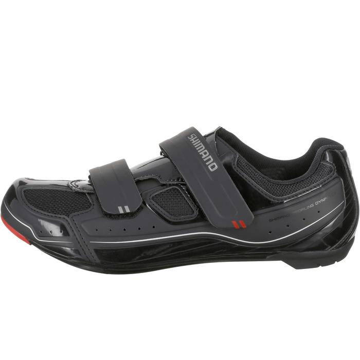 Chaussures vélo route SHIMANO RO65 noir - 185717