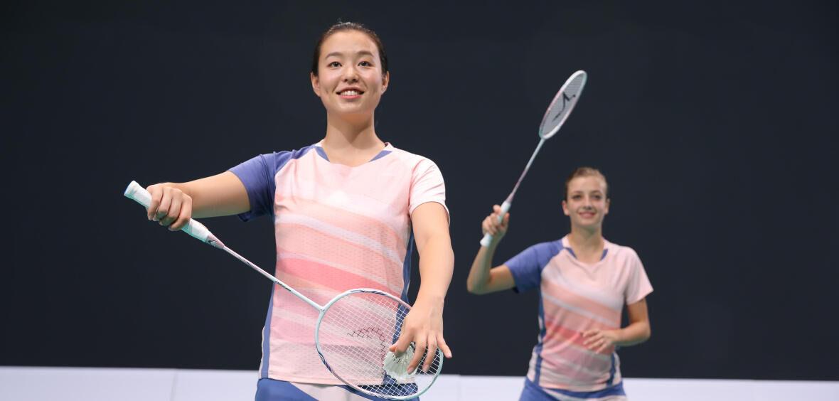 Perfly badminton