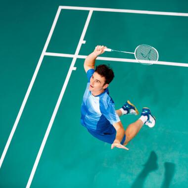 Welcher Badmintonschläger passt zu mir?