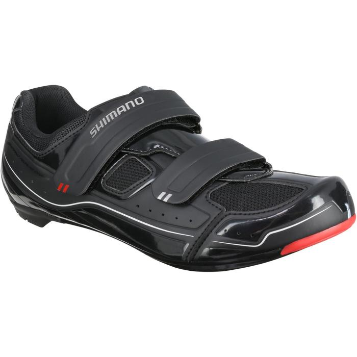Chaussures vélo route SHIMANO RO65 noir - 185729