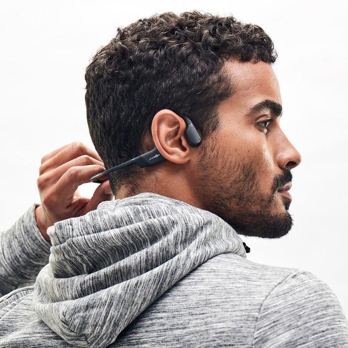 Draadloze hoofdtelefoon met botgeleiding Aeropex