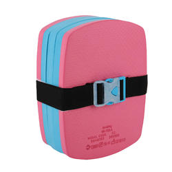 Swim belt 15-30 kg with removable float Pink