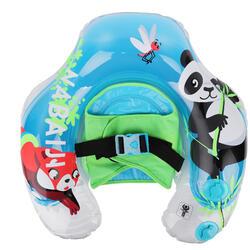 嬰兒款附有座椅充氣式泳圈(6至24個月的嬰幼兒適用)- 藍色