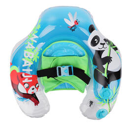 Baby Inflatable Pool Float with Built-in Harness 6 to 24 months - Blue