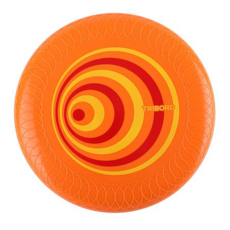 Disque volant D125 dynamique orange