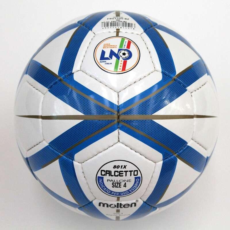 PALLONI CALCETTO Sport di squadra - Pallone calcetto 801X taglia 4 MOLTEN - Palloni calcio