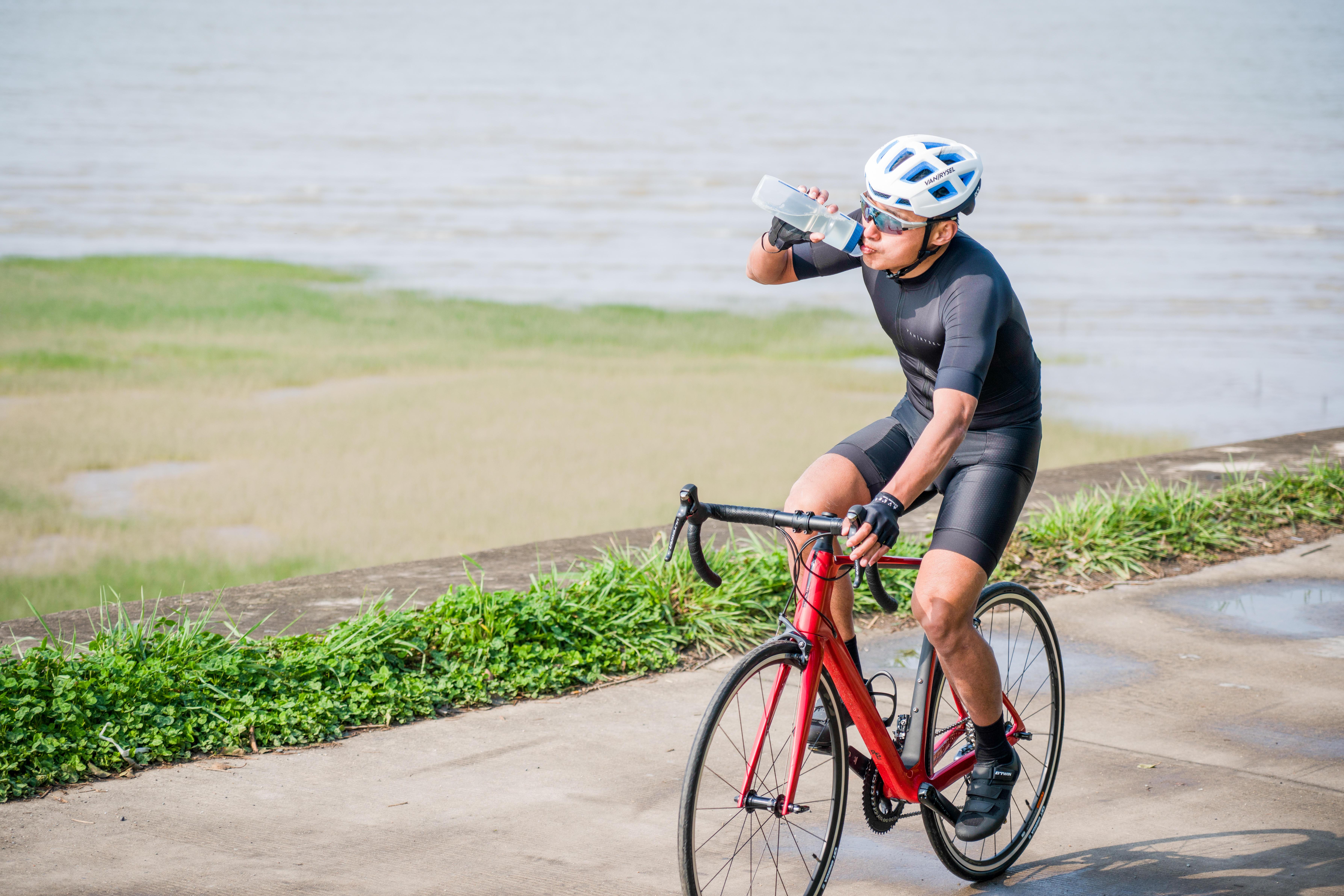 bisiklet sporunda beslenme