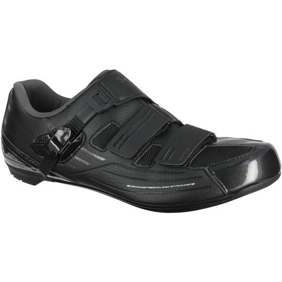 Fietsschoenen racefiets Shimano RP3 zwart - 185822