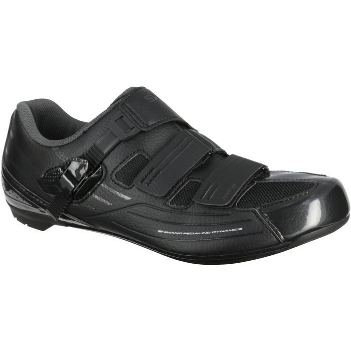 Chaussures vélo route SHIMANO RP3 noir - 185822
