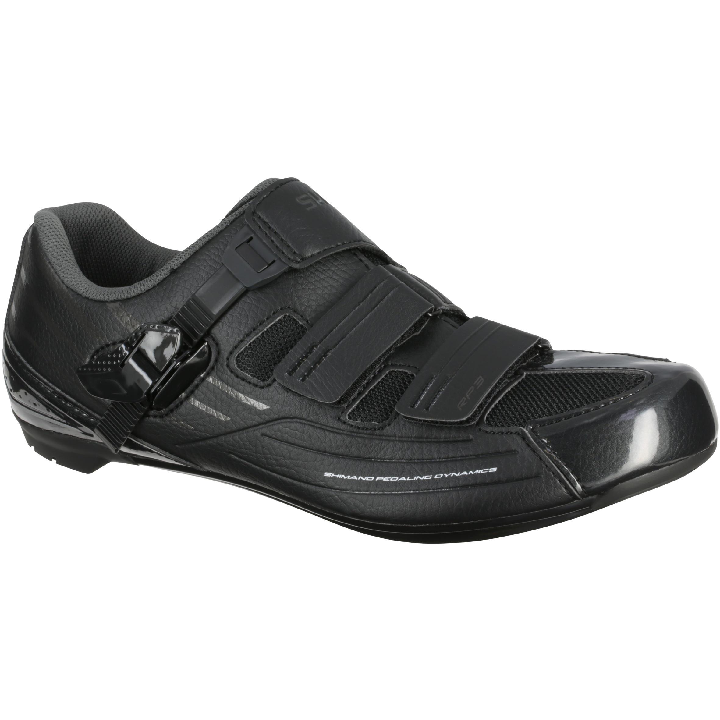 Chaussures vélo route SHIMANO RP3 noir - Shimano