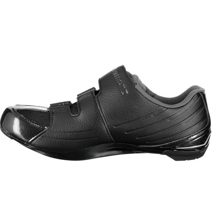 Fietsschoenen racefiets Shimano RP3 zwart - 185824