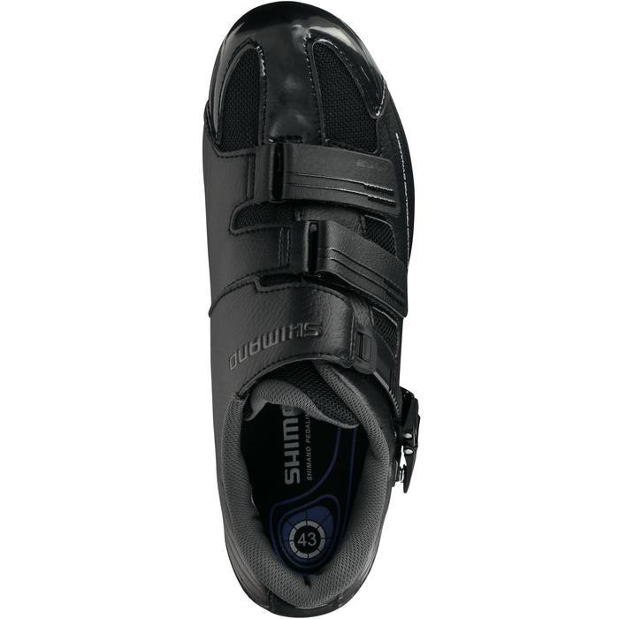 Fietsschoenen racefiets Shimano RP3 zwart - 185828