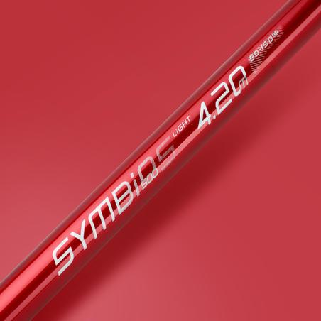 """Pakrantės žvejybos meškerykotis """"Symbios Light-500 420"""""""