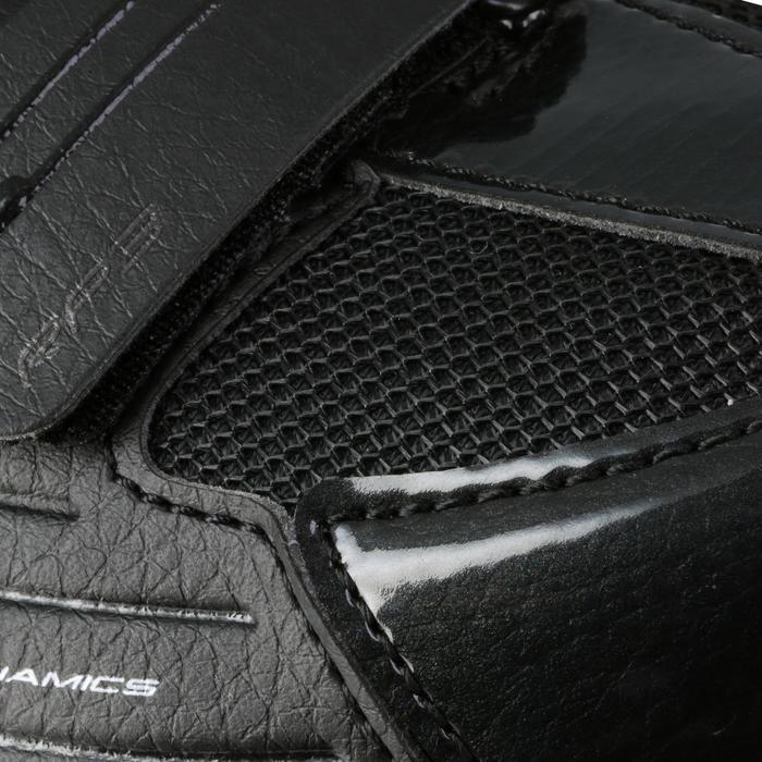 Fahrradschuhe Rennrad Shimano RP3 schwarz