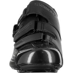 Zapatillas ciclismo de carretera SHIMANO RP3 negras
