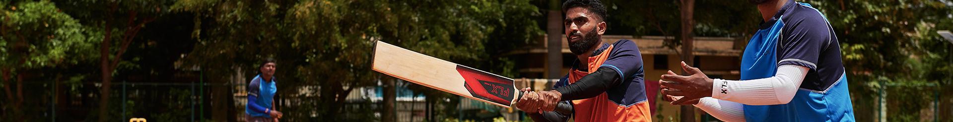 Play Cricket At Home