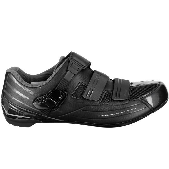 Fietsschoenen racefiets Shimano RP3 zwart - 185844