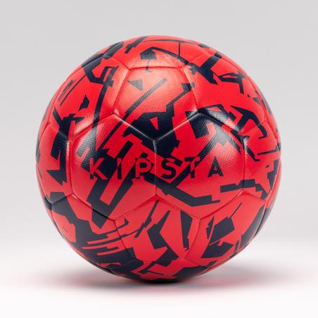 Size 5 Football F500 Light - Pink/Strawberry