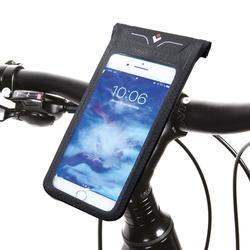 Waterdichte smartphonehouder voor de fiets
