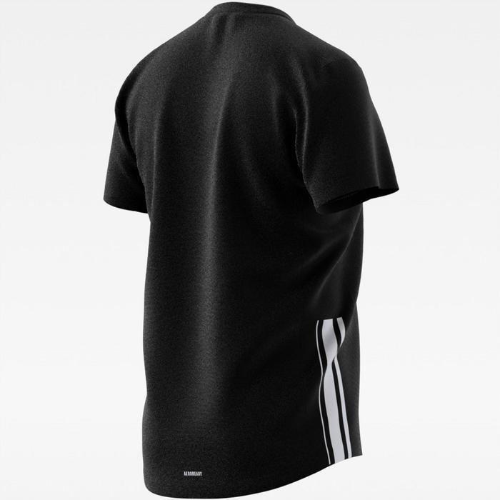 T-shirt Motion zwart