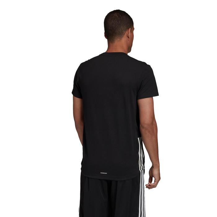 T-Shirt Adidas Motion noir