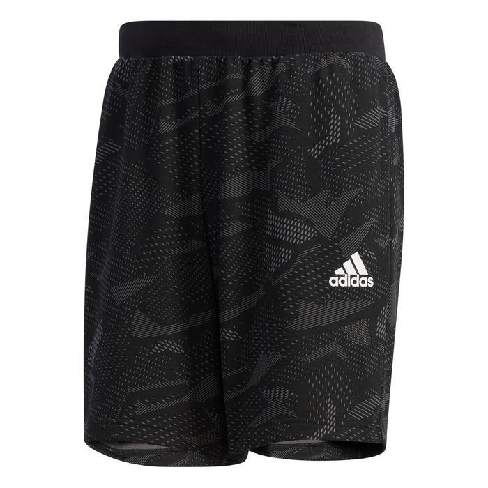Short AOP zwart