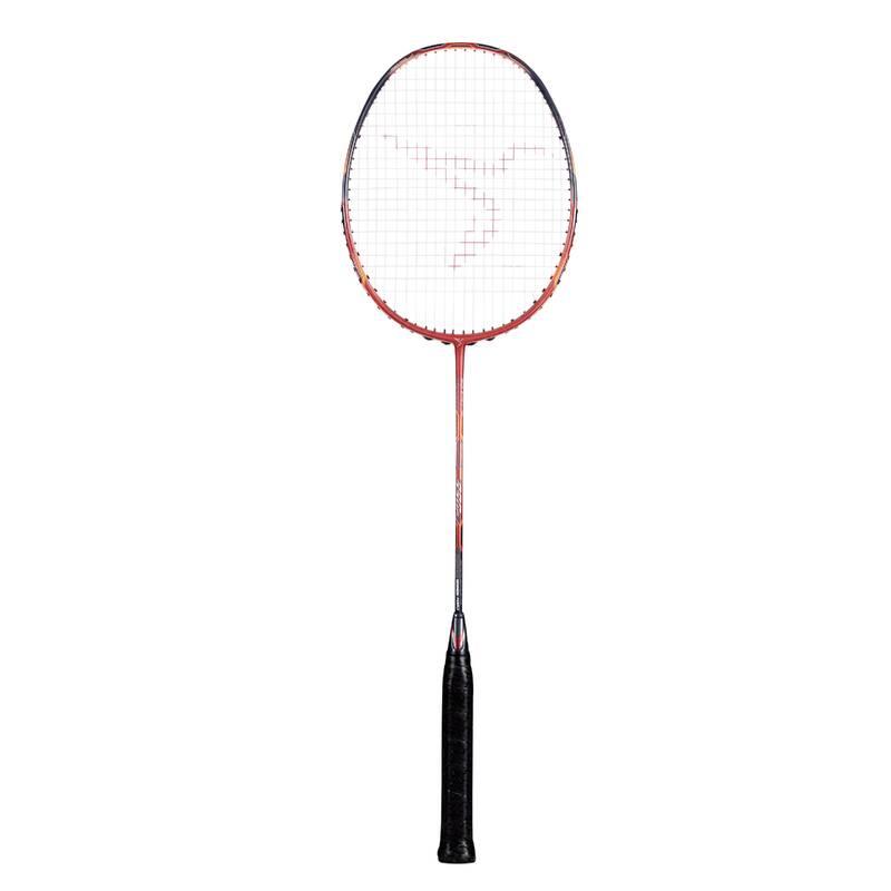 ADULT EXPERT BADMINTON RACKETS RAKETOVÉ SPORTY - RAKETA BR990 P ČERVENÁ PERFLY - Badminton