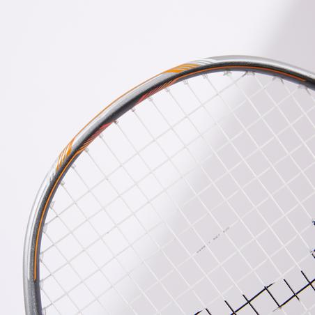 BADMINTON ADULT RACKET BR 900 ULTRA LITE P SILVER