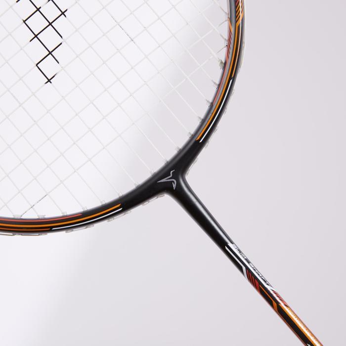 Badmintonracket voor volwassenen BR 900 Ultra Lite P zilver