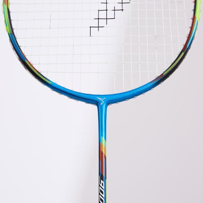 Badmintonschläger BR 900 Ultra Lite C Erwachsene gelb/blau