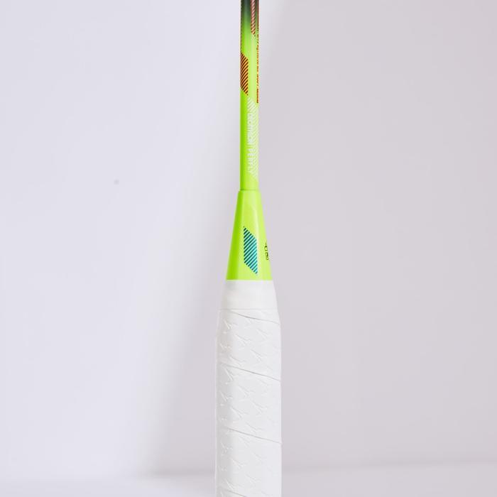 Raquette De Badminton Adulte BR 900 Ultra Lite C - jaune/bleu