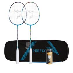 成人款羽毛球拍組BR 900 PRO CONTROL