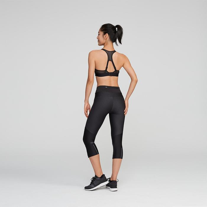 COMFORT RUNNING BRA BLACK