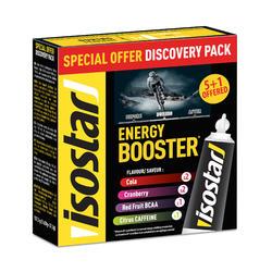 Pack découverte de gels énergétiques 5 + 1 gratuit