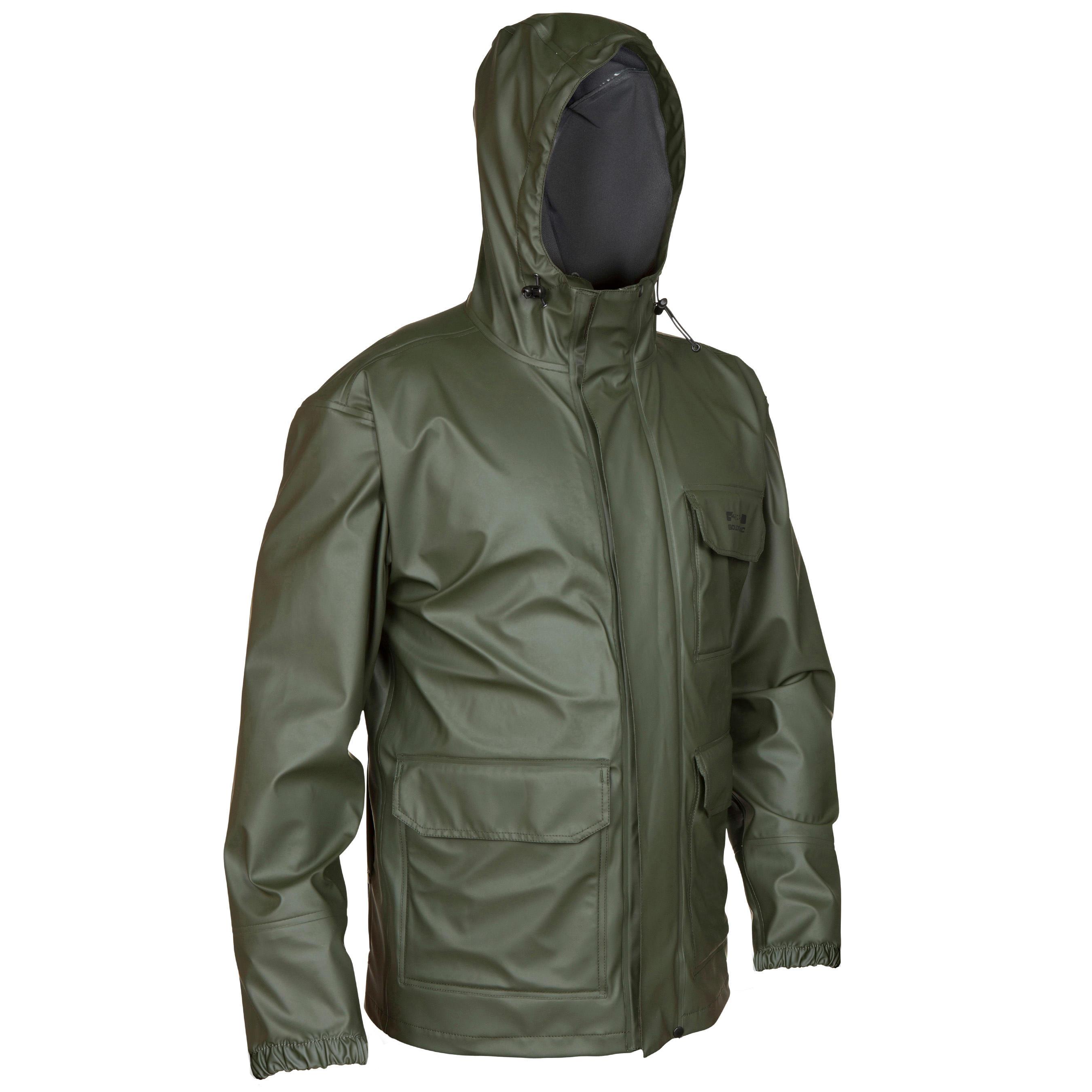Jachetă Vânătoare 300 verde