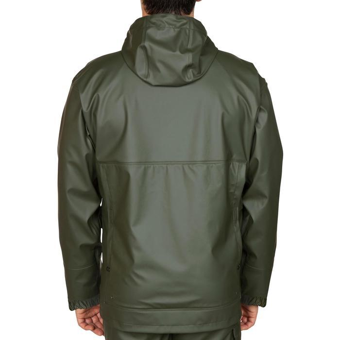 Regenjas voor de jacht 300 groen