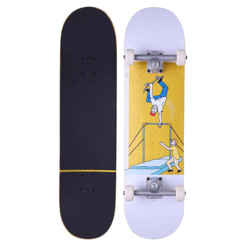 Gördeszkák és kiegészítők Gördeszka waveboard longboard - Gördeszka 500 Bruce 8