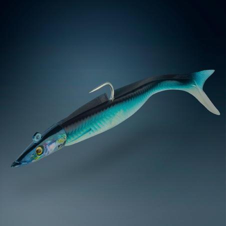 Umpan Ikan Laut Lunak Belut Pasir Eelo Combo 150 18g Alami