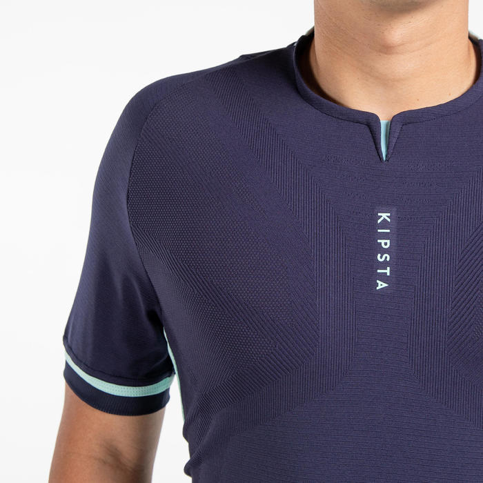 成人款足球運動衫CLR-深藍色