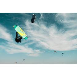 "Aile de kitesurf nue ""W"", crossover 5m2 - Edition limitée BLACK"