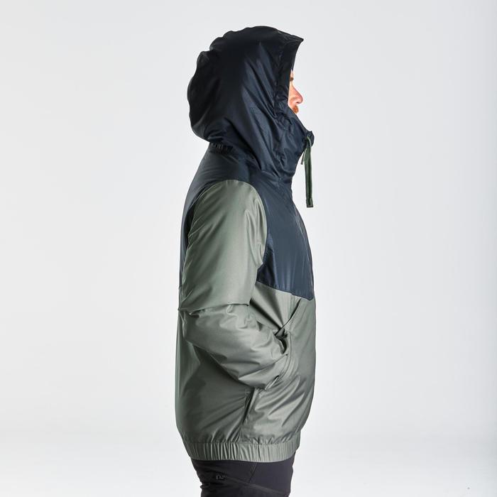 男款保暖防水健行外套SH100