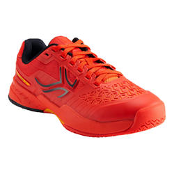 兒童款網球鞋TS990-紅色