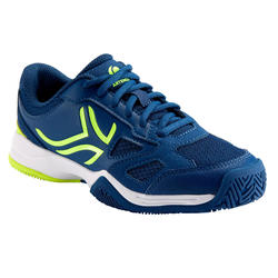 CHAUSSURES ENFANT TENNIS ARTENGO TS560 JR NIGHT BLUE