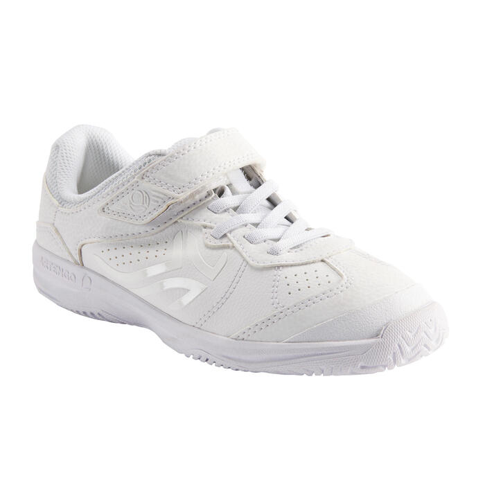 Kids' Tennis Shoes TS160 - Full White